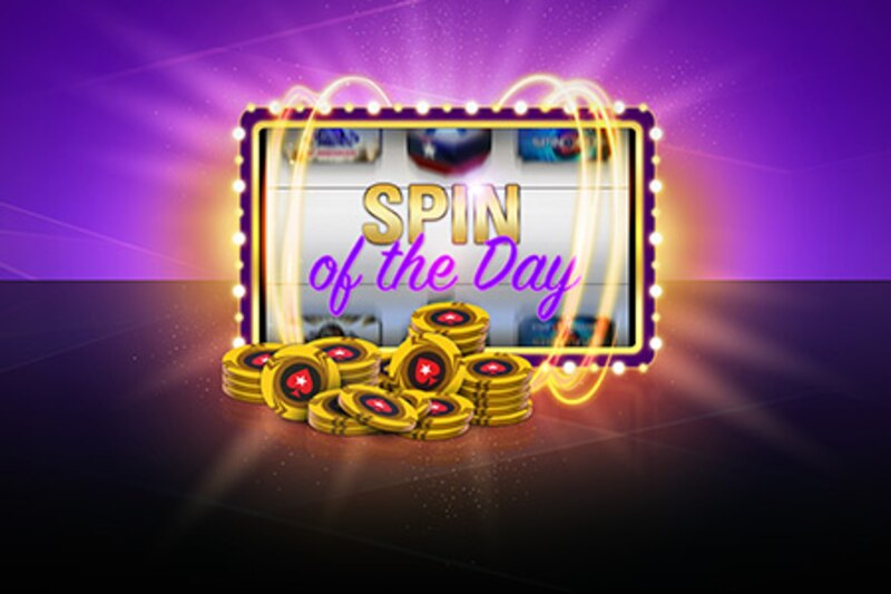 Introducing New Spin of the Day: Play just one hand and win freeroll or Spin & Go tickets worth up to 0